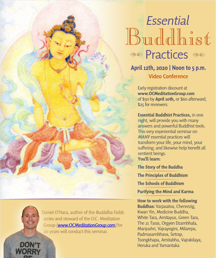 essential Buddhist practices